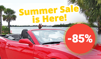 Summer Is Almost Over, Visit Our Sale While There's Still Time!